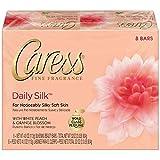 Caress Daily Silk White Peach & Silky Or...