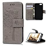 Best YOKIRIN Iphone 5s Cases For Men - YOKIRIN iPhone 5 5S SE Case, Wallet Soft Review
