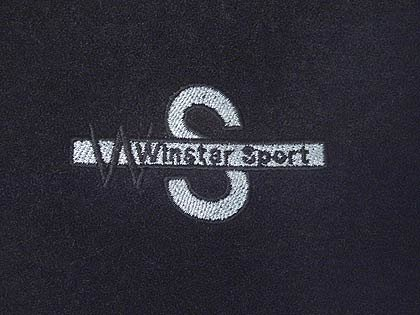 Winstar by BRUBAKER Sportives Herren Zipper Sweatshirt aus Feuchtigkeit absorbierendem Micro-Frottier in 4 Farben Gr. S-XXL Schwarz/Grau