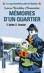 Mémoires d'un quartier (3) de Louise TREMBLAY D'ESSIAMBRE