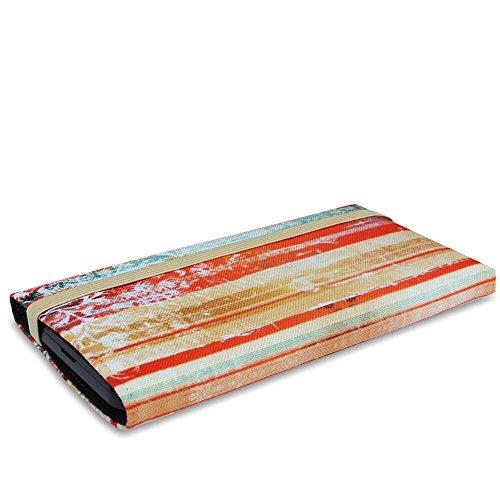 Stilbag Tasche 'MIKA' für Apple iPhone 6 plus - Design: Floral Chaos Vintage
