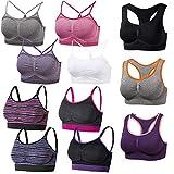 CRIVIT® Damen Sport-BH, Seamless Shapeware