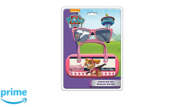 Disney/ ast3793 /Sonnenbrille Schutzh/ülle Paw Girl
