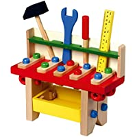 "Legler ""Professional"" Work Bench Preschool Learning Toy"