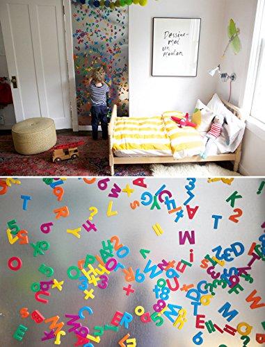 Lettres Et Chiffres En Bois Pour Décoration Murale, Lettres et Chiffres - Amusement, Jeu et Apprentissage by DURSHANI