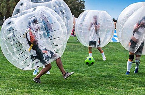 Jochen Schweizer Geschenkgutschein: Bubble-Fußball