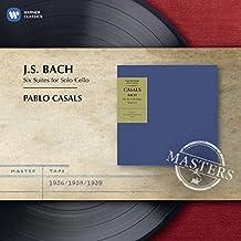 Bach Cello Suites - EMI Masters