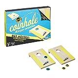 Hasbro Spiele C3810100 - Coinhole, Erwachsenenspiel