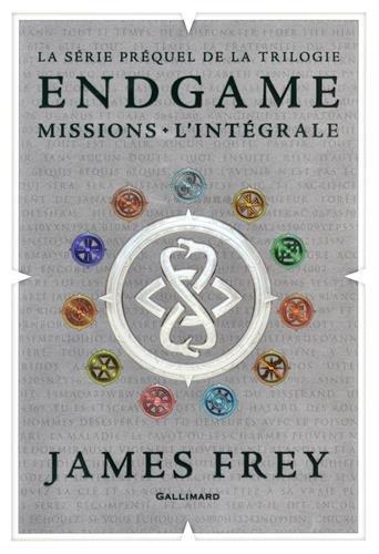 Endgame:Missions: L'intégrale