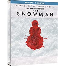 The Snowman Limited Edition Steelbook / Imported Item / Region Free Blu Ray