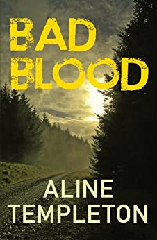 Bad Blood (DI Marjory Fleming)