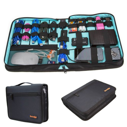 Preisvergleich Produktbild Universal Electronics Accessories Travel Organizer/Hard Drive Case/Cable organiser - Large