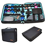 Universal Electronics Accessories Travel Organizer / Hard Drive Case / Cable organiser - Large