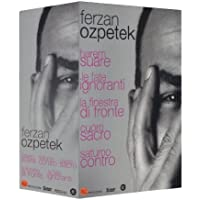 Ferzan Ozpetek Cofanetto / Ferzan Ozpetek Collection - 5-DVD Box Set ( Harem Suare / Le fate ignoranti / La finestra di fronte / Cuore sacro / Saturno contro ) ( Last Harem / The Ignorant Fairies / Facing Windows / Sacred Heart / Saturn in