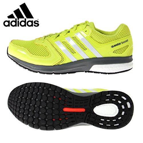 Adidas Questar boost m sesoye/ftwwht/visgre, Größe Adidas:6