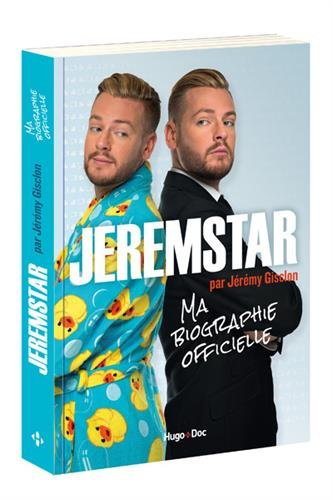 Jeremstar : Ma biographie officielle
