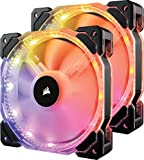 Corsair CO-9050069-WW HD140 RGB LED 140 mm Dual Fan with Controller