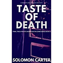 Taste of Death: Final Trick Private Investigator Crime Thriller Series Book 2