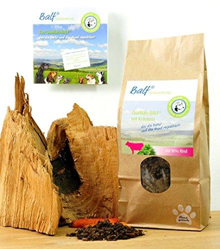 Meißmer BALF® RIND mit Kräuter Alleinfuttermittel 1kg