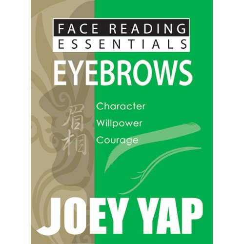 Face Reading Essentials - Eyebrows: Character, Willpower, Courage