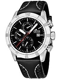 f389d27db235 LOTUS Sport-Reloj de pulsera para hombre con cronógrafo y 15825 6