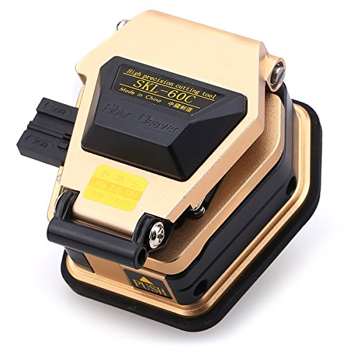 Back To Search Resultscellphones & Telecommunications Optical Fiber Cleaver Fiber Cutter Skl-6c Fusion Splicer Cleaver Welding Cold Connection Tool Reasonable Price Communication Equipments