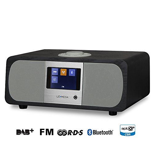lemega-m3-dab-dab-fm-radio-with-bluetooth-aptx-and-clock-alarm-snooze-sleep-21-speaker-system-black