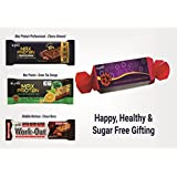 Ritebite Assorted healthy Gifting Candy Pack( Pack of 3) 220gm