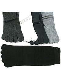 5 Paar Fünf Finger Socken Zehensocken Socken Herrensocken