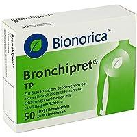 Bronchipret Tp Filmtabletten 50 stk preisvergleich bei billige-tabletten.eu