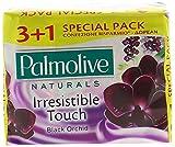 PALMOLIVE SAPONE 3+1PZ BLACK ORCHIDEA immagine