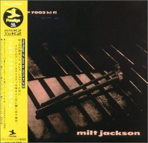 Milt Jackson Quartet('55) (Ltd