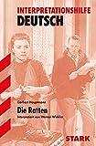 STARK Interpretationen Deutsch - Hauptmann: Die Ratten - Werner Winkler