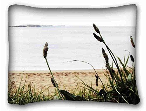 Custom (Tiere Katze View Nature) Custom Baumwolle & Polyester Weich Rechteck Kissen Schutzhülle 50,8x 66cm (eine Seite) geeignet für full-bed pc-bluish-53593, Polyester-Mischgewebe, Muster 9, European