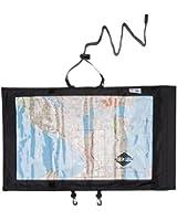 Aqua Quest Trail Map Case - 100% Waterproof Map & Document Holder - Multipurpose Transparent Clear Dry Bag