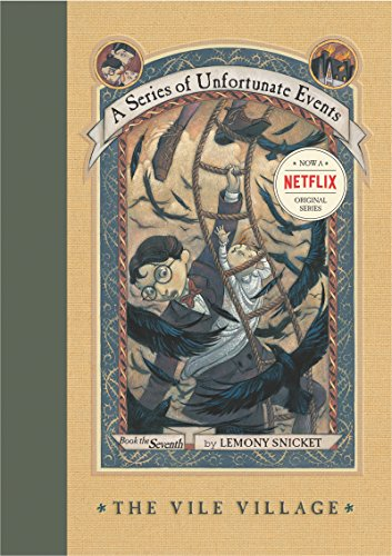A Series of Unfortunate Events #7: The Vile Village (English Edition) (Harris-familie Neil Patrick Halloween)