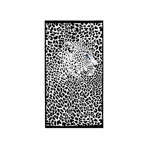 Strandtücher,Duschtücher Microfaser-Tuch Großformatiges 100cm x 180cm / Polyester Printing Erwachsener Strandtuch, weiches wasserabsorbierendes Badetuch - ideal für Reisen, Sport, Fitnessstudio, Camping, schwimmen, Yoga, Strand, Bad oder zu Hause - das perfekte Reisetuch ( Farbe : Bath towel-A )