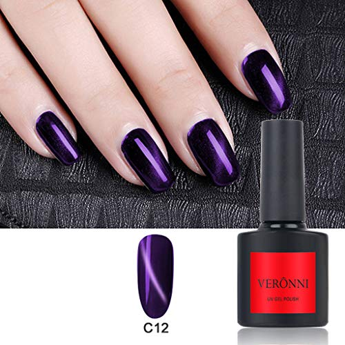 UV gel für nägel, Gelnägel Farben Farbe Nagellack Nail Polish für Nagel-Design 10 ML Gel...