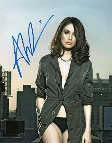 FM Alison Brie Signiert Autogramme 21cm x 29.7cm Plakat Foto - Alison Fotos Brie