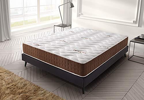 Living Sofa Matelas 140x190 cm Visco Ergo Anatomique -...