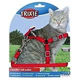 Trixie 41891 Katzengarnitur, Nylon 26-37 cm/10 mm