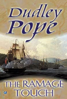 The Ramage Touch (The Lord Ramage Novels Book 10) (English Edition)