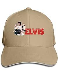 hotgirl4 Adult King Elvis Presley Ajustable Gorra de béisbol Gorro ... afef4c5226e