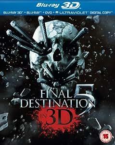 WARNER HOME VIDEO Final Destination 5 [BLU-RAY]
