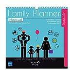 Quo Vadis Family Planner Mensuel Cale...