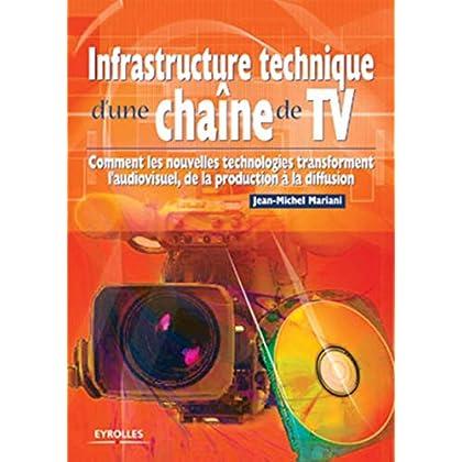 Infrastructure technique d'une chaîne de TV : Comment les nouvelles technologies transforment l'audiovisuel, de la production à la diffusion