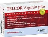 Telcor Arginin plus Filmtabletten 60 stk