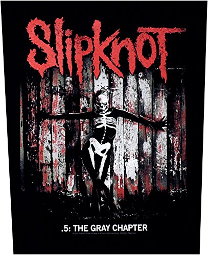 Toppa Slipknot The Gray Chapter Helloween