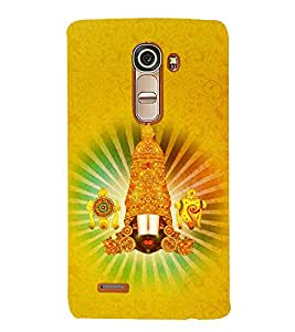 Tirumala Ananta 3D Hard Polycarbonate Designer Back Case Cover for LG G4 Mini :: LG G4C