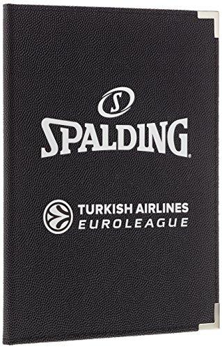 Spalding Ball el schreibmappe A4 68-514Z, orange, One Size, 300157201